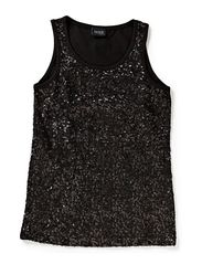 Seequence tank top - black
