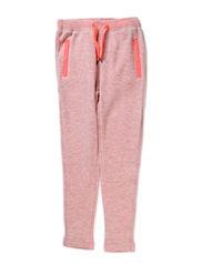 Pants - Grey/pink