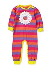 Prinsesse Suit - Orchid/Hot Pink/Tangerine DAISY