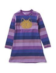 Nanna Dress - Smokewater CAT