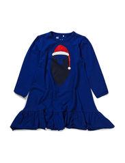 Noerrebro Dress - Dk Indigo MISS NISSE