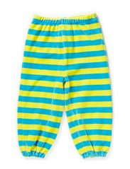 Romper Jogging - Yellow/Pool Blue Stripe