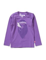 LS Bow Tee - Lt Lila LILMISSLOVER