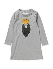 Minnie Dress - Heather Grey PRINSESSE