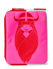 Wonderwall Ipad Case - Mad Pink FRREJA