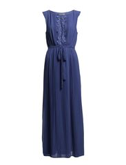 TALLULAH MAXI DRESS - CORNFLOWER