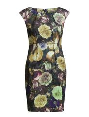 LAYLA FITTED DRESS - ORCHID