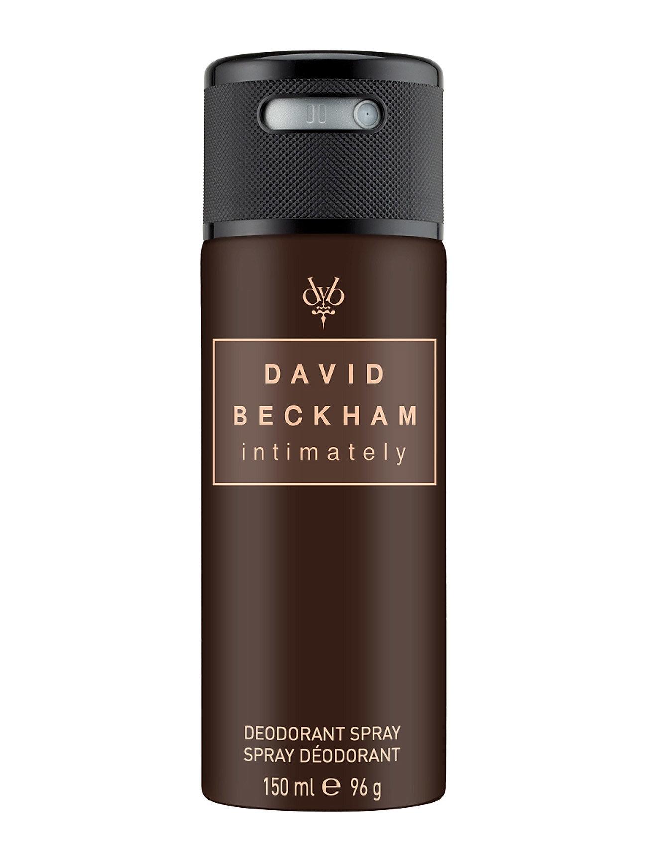 david beckham – David beckham intimately male deodo på boozt.com dk