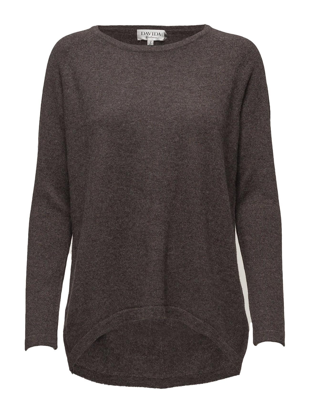 davida cashmere Loose sweater på boozt.com dk