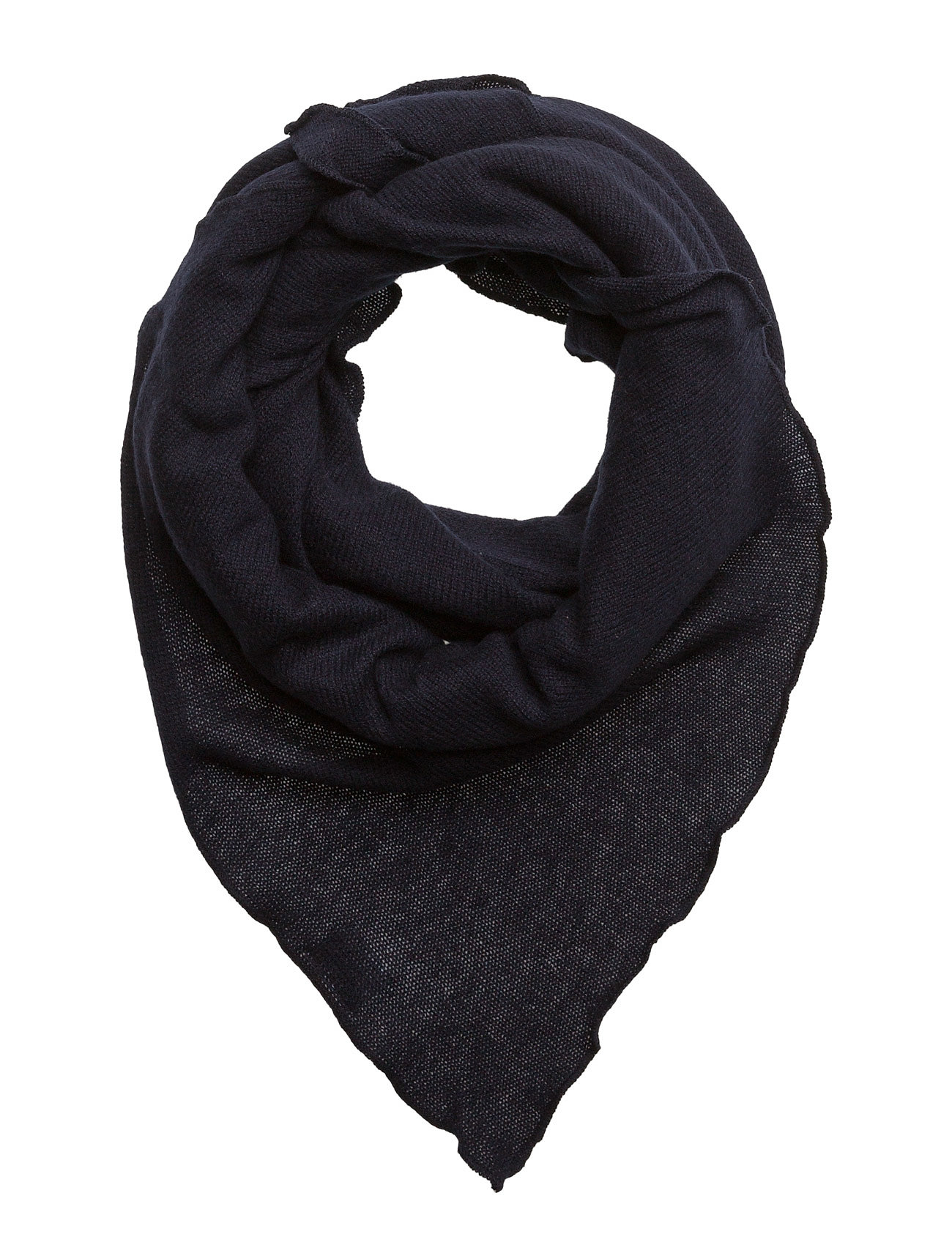 Triangle scarf fra davida cashmere på boozt.com dk