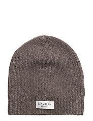 Cap - DARK BROWN