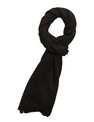 Rectangular Scarf - BLACK