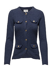 Jacket - DENIM BLUE