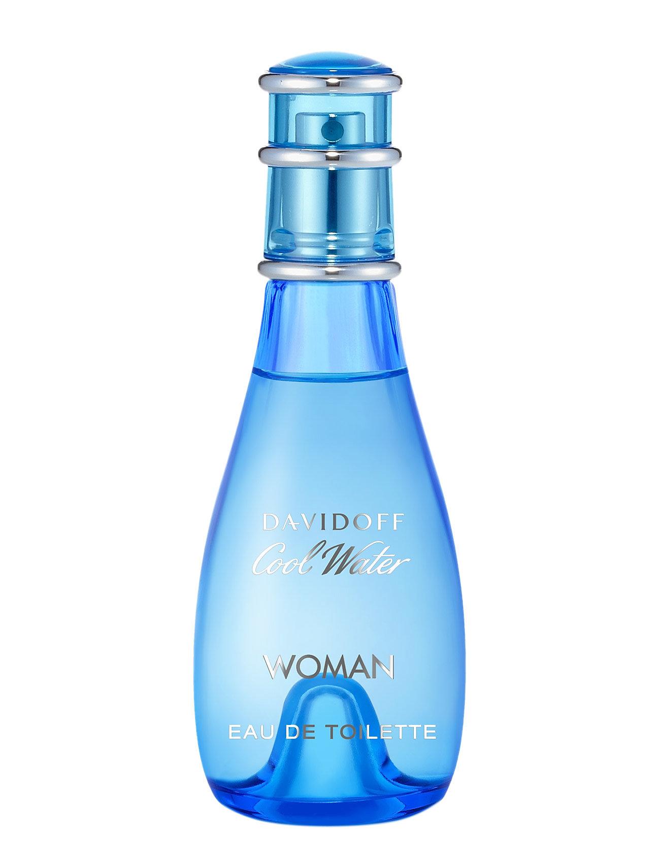 davidoff – Davidoff cool water woman eau de to på boozt.com dk