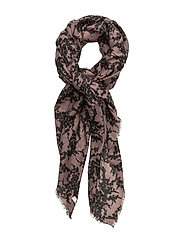 Day Deluxe Malus Scarf - MAUVE BROWN