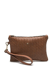 Day Weave Pouch - CHAI