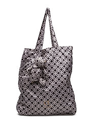 Day Bear Tote P Linger - BLACK