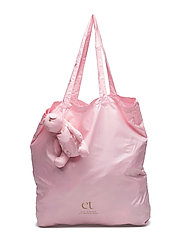 Day Bear Tote - PINK BLUSH