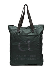 Day Carry Solid Tote - PINE GROVE