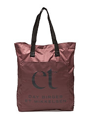 Day Carry Solid Tote - RIAD ROSE
