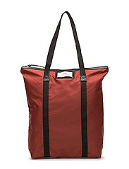 Day Gweneth Tote - RUSSET RED