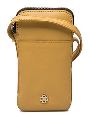Day Must Phone Bag - OCHRE YELLOW