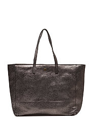 Day Must Shopper - GUN METAL