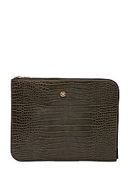 Day Croc Ipad - DEEP OLIVE