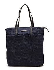 Day Etch Tote - MIDNIGHT