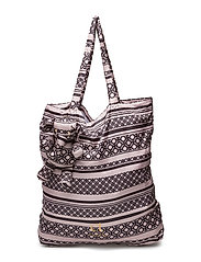 Day Elephant Tote P Lines - SHADE OF