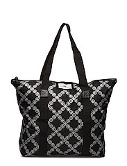 Day Gweneth P Reflect Bag - BLACK