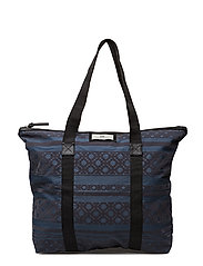 Day Gweneth P Flock Bag - MIDNIGHT NAVY