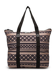 Day Gweneth P Flock Bag - POUDRE TINT