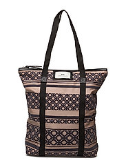 Day Gweneth P Flock Tote - POUDRE TINT