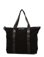 Day Gweneth Nero Velvet Bag - BLACK
