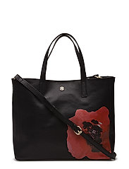 Day Capsule Shopper S - BLACK