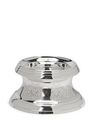 Antique Candle Stand - Silver