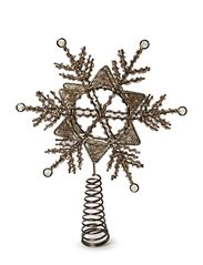DAY Home Beaded Treetopper