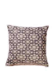 Mamounia, Cushion Cover - platin