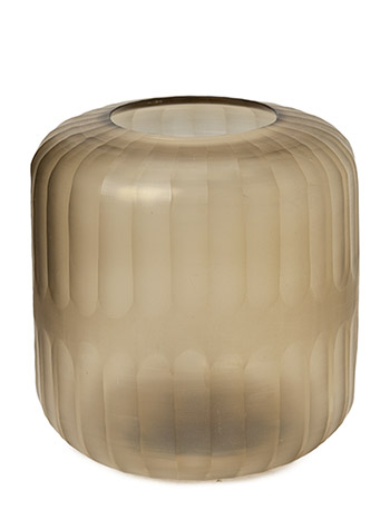 DAY Home Striped Cylinder Glass Votive
