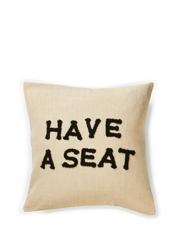 DAY Home Quote C. Cover HAVE A SEAT