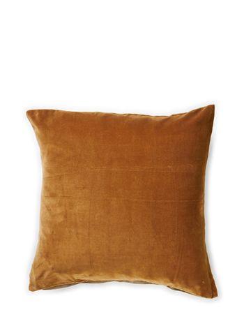 DAY Home Velvet w/Linen Cushion Cover