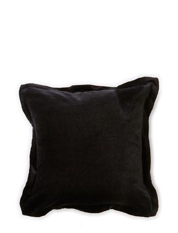 DAY Home Velvet w/Fleng Cushion Cover