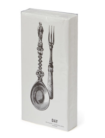 DAY Home Buffet Napkin, Fork & Spoon