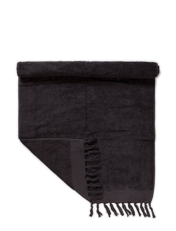 DAY Home Day Fringe Terry Towel - UNBLACK
