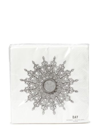 DAY Home Lunch Napkin, Medallion