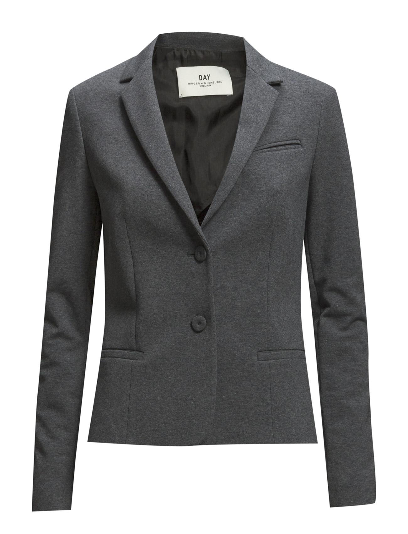 Day Sweat Day Birger et Mikkelsen Blazere til Kvinder i Medium Grey Mel.