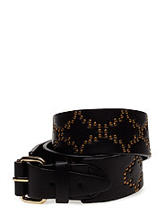 Day Decorative Belt - BLACK