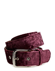 Day Medina Belt - ROUGE