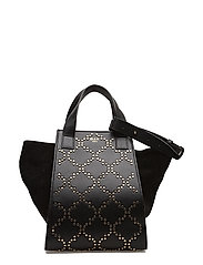 Day Decorative Shopper - BLACK